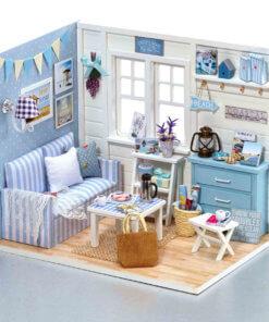 Doll-House-DIY-Miniature-Dollhouse-Model-Wooden-Toy-Furnitures-Casa-De-Boneca-Dolls1