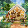 garden-house-studio-doll-house-miniature-house-kit-room-1