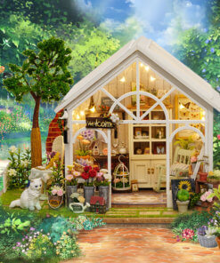 garden-house-studio-doll-house-miniature-house-kit-room-1